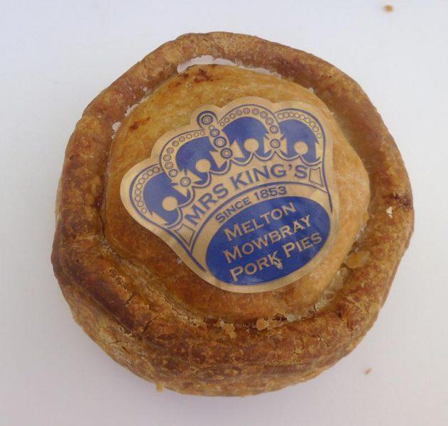 Mrs King's Pork Pies
